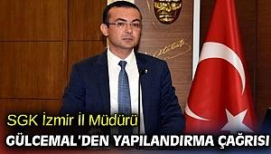 """SGK İzmir İl Müdürü Gülcemal,""""31 Aralık'a kadar başvuru yapmayı unutmayın"""""""
