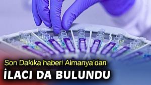 Son Dakika! Alman firması Fromycon Koronavirüs'ün ilacını buldu