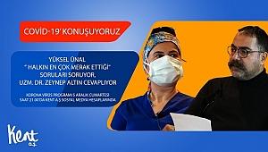 Uzm. Dr. Zeynep Altın Covid-19 sürecini değerlendirdi