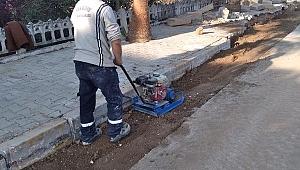 Yasaklar fen işleri ekiplerine yaradı