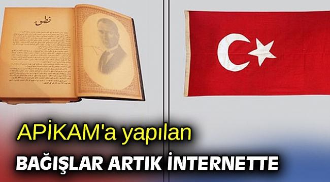 Ahmet Piriştina Kent Arşivi ve Müzesi'ne yapılan bağışlar artık internette
