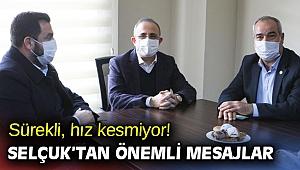 AK Partili Sürekli, 'Bizim duvarla işimiz olmaz!'