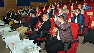 Aliağa Belediyesi ocak ayı olağan meclisi toplanıyor