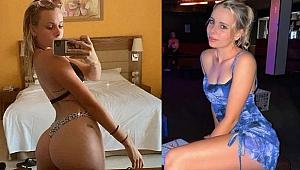 Avusturyalı tenisçi Angelina Graovac, çıplak görüntülerini satarak geçimini sağlıyor