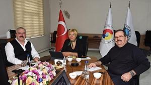 Barış Kocagöz Meclis başkanı İtb ocak ayı meclis toplantısı Konuşma metni