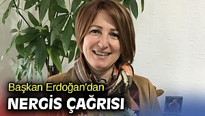 Başkan Erdoğan'dan nergis çağrısı