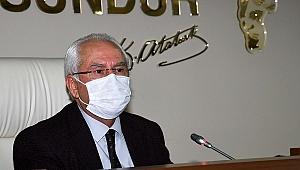 Başkan Selvitopu meclis kararını hatırlattı