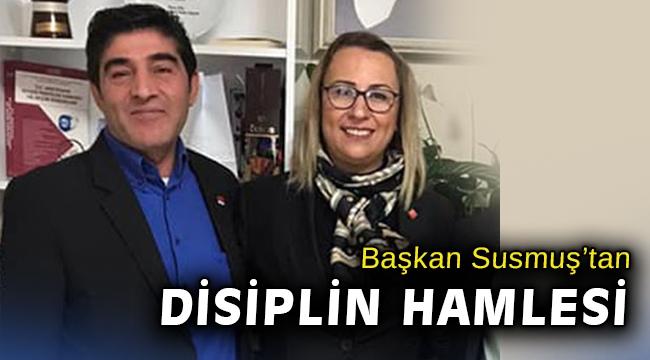 Bayraklı'da disiplin savaşı!