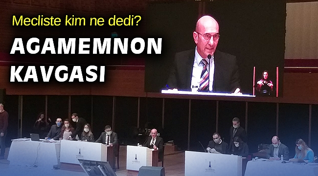 Büyükşehir'de 'Agamemnon' kavgası: Kim ne dedi?