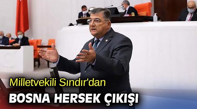 CHP'den Bosna Hersek açıklaması!