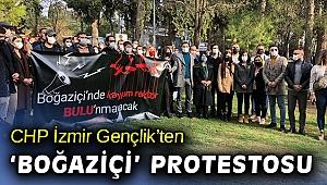 CHP İzmir Gençlik'ten 'kayyum rektör' çıkışı