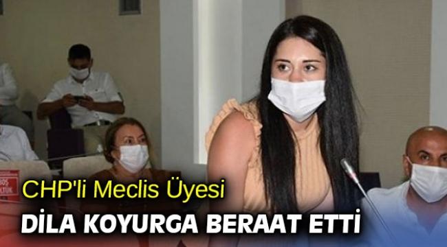 CHP'li Dila Koyurga beraat etti