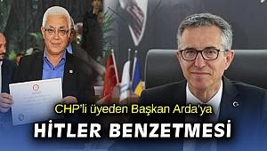 CHP'li meclis üyesinden Başkan Halil Arda'ya ağır ithamlar
