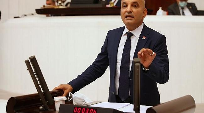 CHP'li Polat'tan AK Partili Dağ'a yanıt!
