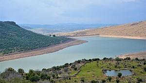 Güzelhisar Barajı'nda Su Seviyesi Bir Yılda Yüzde 25 Azaldı