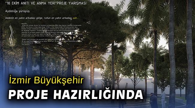 İzmir, 10 Ekim'i unutturmayacak