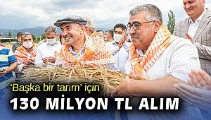 İzmir Büyükşehir kooperatiflerden bir yılda 130 milyon liralık alım yaptı