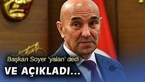 İzmir Büyükşehir 'yalanlar' dedi ve çok sert çıktı
