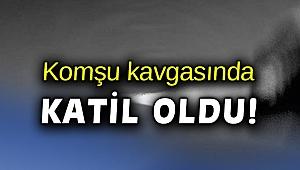 İzmir'de komşusu tarafından bıçaklanan kişi öldü