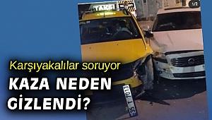 Karşıyaka bu kazayı konuşuyor!