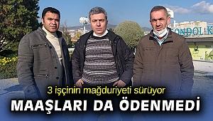Karşıyaka'da işçi mağduriyeti devam ediyor