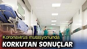Koronavirüs mutasyonunda korkutan sonuçlar