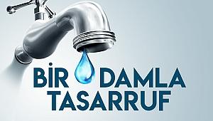 Saadet kadın kolları'ndan su tasarrufu çağrısı