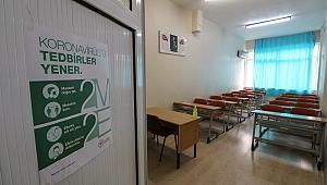Ücretsiz üniversite hazırlık kursları Bergama'da yeniden başlıyor