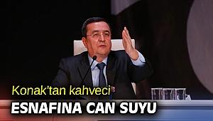 Başkan Batur, 'Bütün samimiyetimiz ile esnafımızın yanındayız'