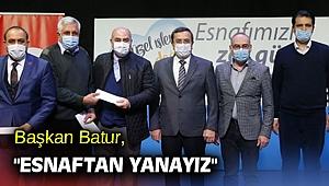 Başkan Batur,