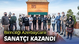 Birinciliği Azerbaycanlı sanatçı kazandı