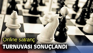 Bornova'da online satranç turnuvası sonuçlandı