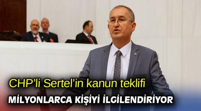 CHP'den 'asgari ücretlinin maaşına haciz konulmasın' teklifi