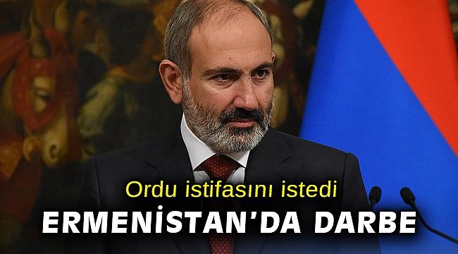 Ermenistan'da ordu harekete geçti...
