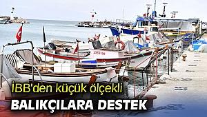 İBB'den küçük ölçekli balıkçılara destek