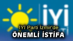 İYİ Parti Gençlik Kolları İzmir İl Başkanı Baki Eren görevinden istifa ettiğini duyurdu