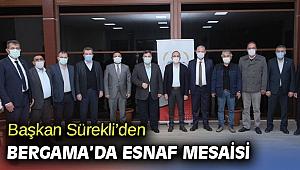 """Kerem Ali Sürekli, """"Hizmetin sınırı yok..."""""""