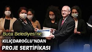 Kılıçdaroğlu'ndan Buca Belediyesi'ne sertifika onuru