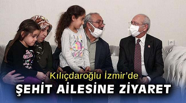 Kılıçdaroğlu'dan Torbalı ve Buca'ya taziye ziyaretleri