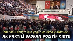Kongre için yoğun çalışma yürütmüştü... AK Partili Başkan pozitif çıktı!