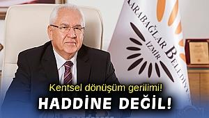 Selvitopu sert çıktı: AK Parti İlçe Başkanı'nın haddine değil!