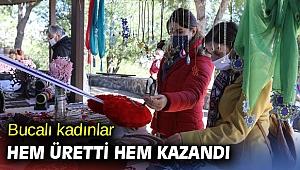 Üretici Kadınlar Pazarı 14 Şubat konseptiyle tezgâh açtı