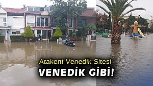 Venedik Sitesi, gerçek Venedik gibi!