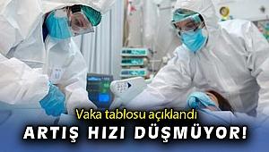 17 Mart koronavirüs tablosu açıklandı
