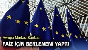 Avrupa Merkez Bankasından beklenen hamle!