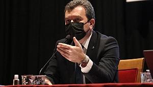 Bergama Belediyesi Mart ayı meclis toplantısı yapıldı