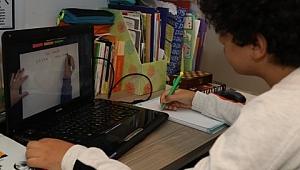 Buca'da Dijital Dershane'de her hafta sonu deneme sınavı