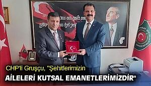 CHP'li Gruşçu,