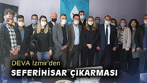 DEVA İzmir'den Seferihisar çıkarması