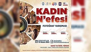 """Efes Selçuk'ta """"Kadın N'efesi"""" fotoğraf yarışması"""